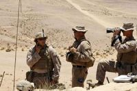 US-Soldaten während der Operation Eager Lion in Jordanien. (Bild: Reuters)