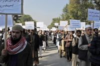 Afghanistan: Demonstrationen gegen strategische Partnerschaft mit den USA
